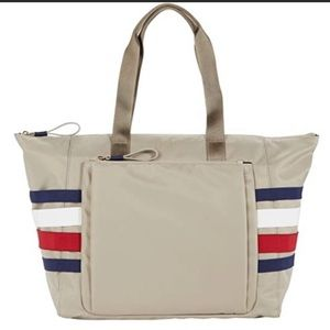 Tommy Hilfiger Large Nylon Tote Bag Faux leather